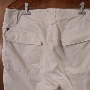 Columbia Pants - White Columbia Bugaboo Ski Pants Sz L